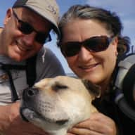 Profile image for pet sitters Paul & Pam & Pam