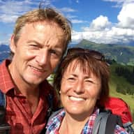 Profile image for pet sitters Birgit & Thomas
