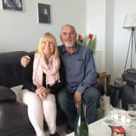 Profile image for pet sitters jacqui & Christopher
