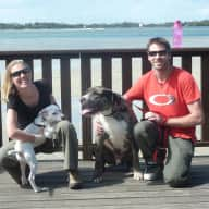 Profile image for pet sitters Gemma & Will