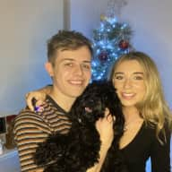 Profile image for pet sitters Shannon & Harry