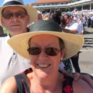 Profile image for pet sitters Christine & Roy