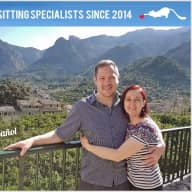 Profile image for pet sitters Maria & Mark