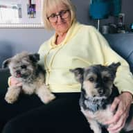 Profile image for pet sitters Mary-Lee & David