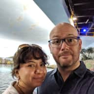 Profile image for pet sitters Celina & Nathaniel