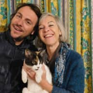 Profile image for pet sitters JOY & Vincent