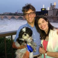 Profile image for pet sitters Mary & Bruce