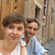Profile image for pet sitters Paulina & Gabriele