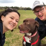 Profile image for pet sitters Mikey & Sarah