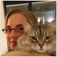 Profile image for pet sitters Jacqueline & Lars
