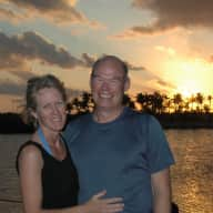 Profile image for pet sitters Kim & Rob