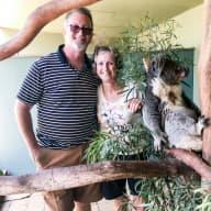 Profile image for pet sitters Ian and Karen & Karen