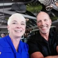 Profile image for pet sitters Marie & Alan