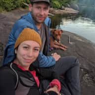 Profile image for pet sitters Thibault & Liliane