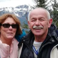 Profile image for pet sitters SHARON & Michael
