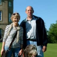 Profile image for pet sitters Stephen & Hilary