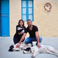 Profile image for pet sitters Paolo & Bianca