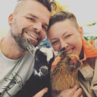 Profile image for pet sitters Sarah & Nate