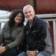Profile image for pet sitters Linda & Roger