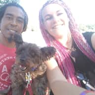 Profile image for pet sitters Sabrina & Wayne