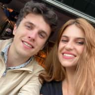 Profile image for pet sitters Tom & Emelie