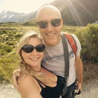 Profile image for pet sitters Ian & Nicky