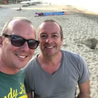Profile image for pet sitters Marc & Ian