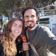 Profile image for pet sitters Marine & Luis