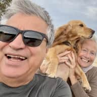 Profile image for pet sitters Tamra & Bijan