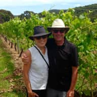 Profile image for pet sitters Geoffrey & Christine