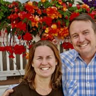 Profile image for pet sitters Amy & Tim