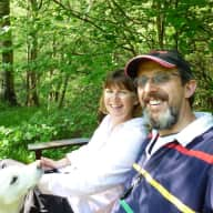 Profile image for pet sitters Denyse & Paul