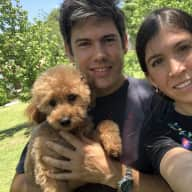 Profile image for pet sitters Milagros & Diego
