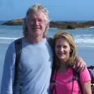 Profile image for pet sitters Sheila & Mark