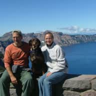 Profile image for pet sitters Jean & Ron