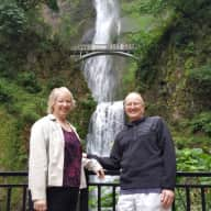 Profile image for pet sitters Robert & Deb