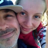 Profile image for pet sitters Greg & Natasha