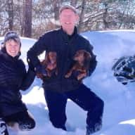 Profile image for pet sitters Silvana & Allan