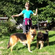 Profile image for pet sitter Edwige