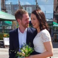 Profile image for pet sitters Larissa & Andreas