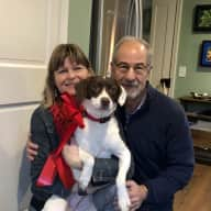 Profile image for pet sitters Ted & Diana