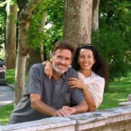 Profile image for pet sitters Chrystine & Richard