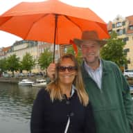 Profile image for pet sitters Mercedes & Sergio