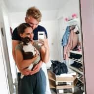 Profile image for pet sitters Samira & Callum