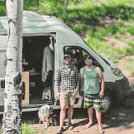Profile image for pet sitters Daniel & Quinn