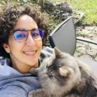 Profile image for pet sitter Saloua