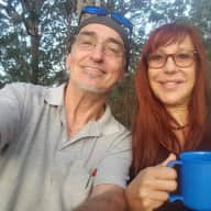 Profile image for pet sitters Mark & Jessy
