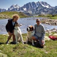 Profile image for pet sitters Leslie & Allen