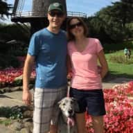 Profile image for pet sitters Andrew & Sandra