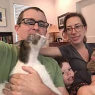 Profile image for pet sitters Nathaniel & Jocelyn